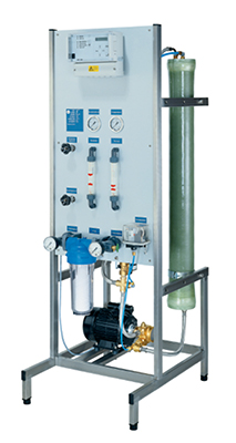 Typical Reverse Osmosis Unit